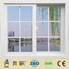 pvc exterior window