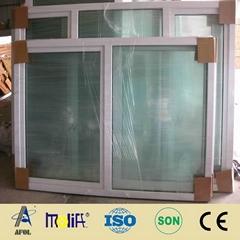 hot cheap American style pvc windows
