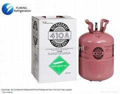 Auto Air Conditioner Refrigerant R410A Refrigerant Gas 3163 UN Code