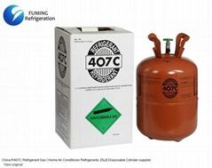 R407C Refrigerant Gas / Home Air Conditioner