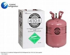 Auto Air Conditioner Refrigerant R410A Refrigerant Gas