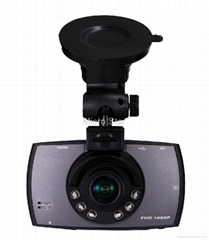 Full HD 1080P 1920x1080 with G-Sensor & WDR,GPS tracking(Optional)