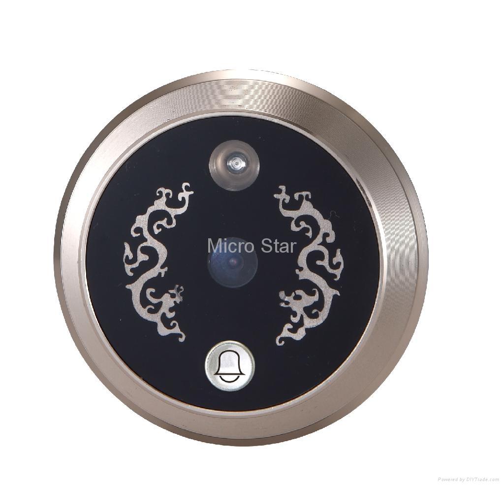 4.3 inch Wireless Video Digital door viewer 2