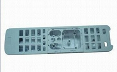 Plastic injection molding for digital TV remote control