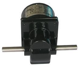 蝸輪減速直流力矩電動機 1