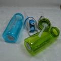 650ML塑料吸管运动水壶 4
