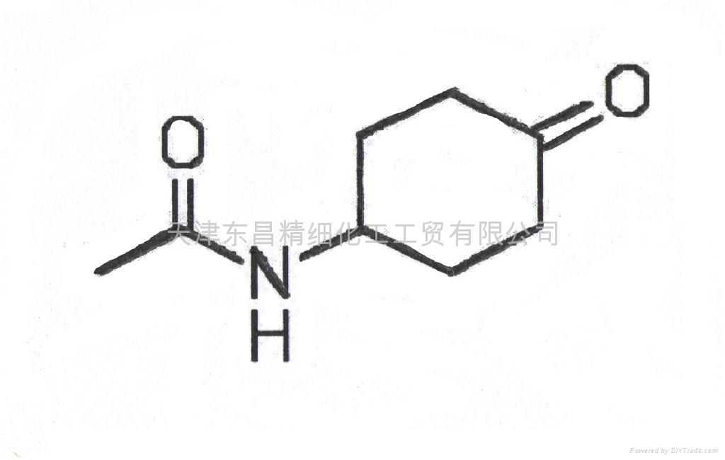 4- 乙酰氨基环己酮 2