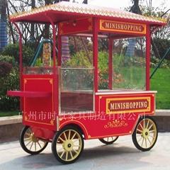 新款遊樂園售貨車