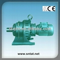 JXJ series cycloidal wrom gearbox