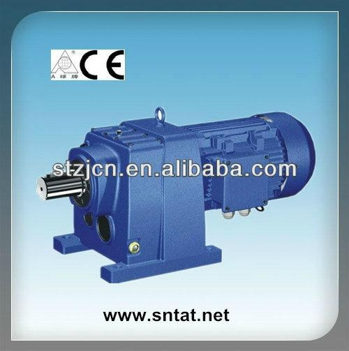 spiral helical gear reducers 2