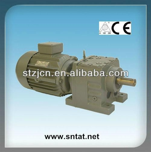spiral helical gear reducers 4