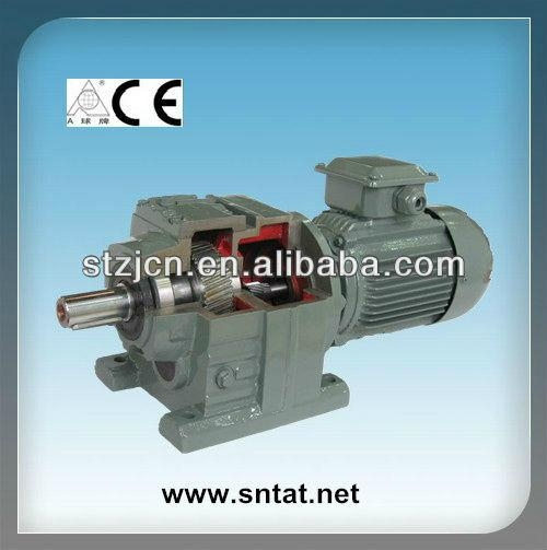 spiral helical gear reducers 5
