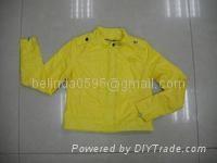 kids fashion windbreaker jacket
