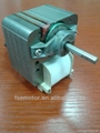S63 Series shaded pole motor for