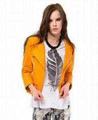 Hot Selling leather Jacket