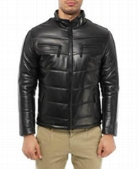 cheap and best quality leather jacket valeriano romano