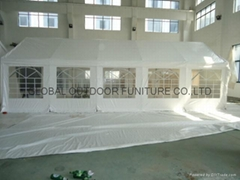 Outdoor Protable Party Canopy Tent For 380g/m2