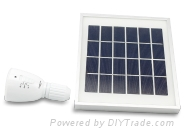 Multifunctional solar panels rechargeable emergency hand electric light  2