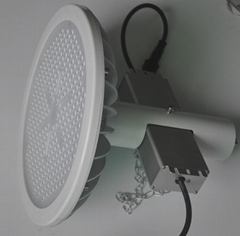 Small ultra light weight of high photosynthetic efficiency mining lamp