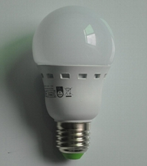 直径小发光角度大光效高的LED球泡灯