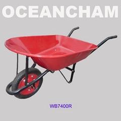 Wheelbarrow WB7400R