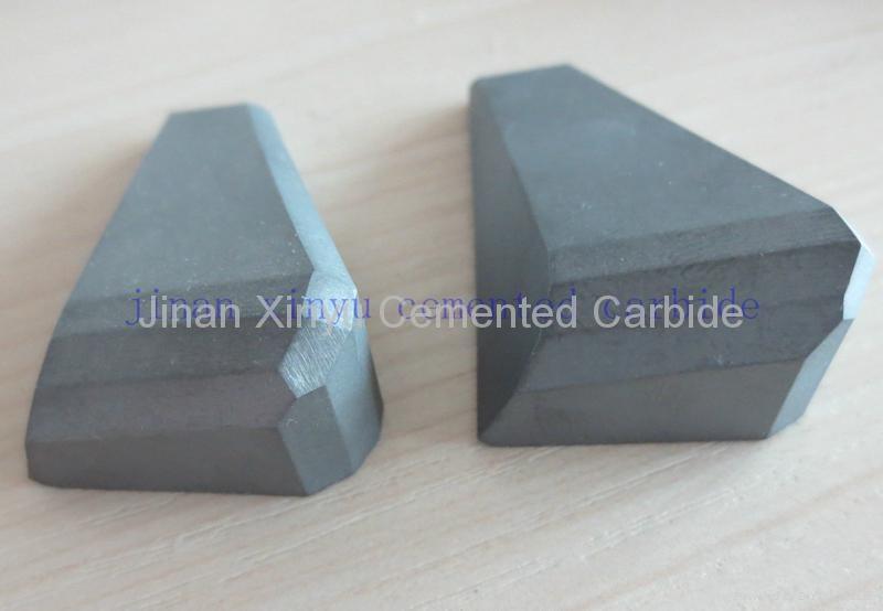 Tungsten Carbide Cutting Insert OEM 3
