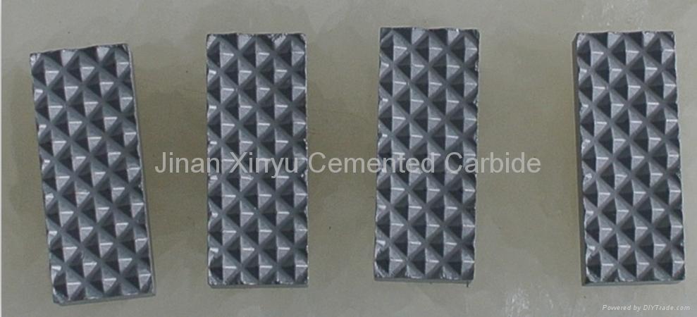 Tungsten Carbide Gripper Clamp Holder 2
