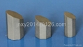 Cemented Carbide Octagon Tips For Mining 1