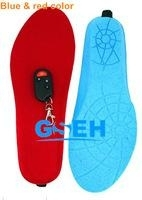 Fashion Electric heated insole with remote control.
