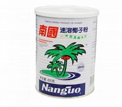 南國食品速溶椰子粉 450g/罐