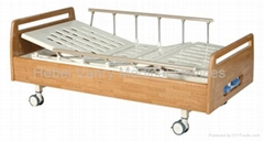 Two-function manual home care bed DB-6