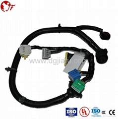 manufacturer supply made in China dongguan auto wiring harness