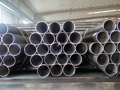 hot rolled electric welded round tube