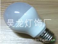 5~7W仿飛利浦球泡燈