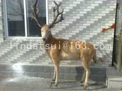 simulation deer