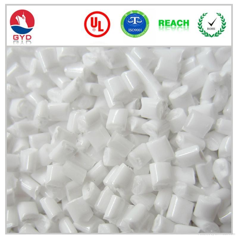 Hot sales flame retardant strengthen PC Polycarbonate granule 1
