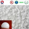 Hot sales flame retardant strengthen PC Polycarbonate granule 4