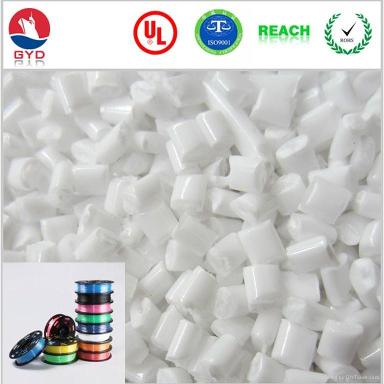 Hot sales flame retardant strengthen PC Polycarbonate granule 5