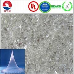 Transparent excellent properties PA12 resin nylon granule for finsh net