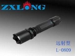 L-0809警用強光手電筒