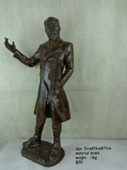 Musician  Arts & Crafts  statue