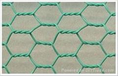 Hexagonal wire mesh series