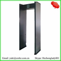 Single zone Metal detector door HZ-1 2