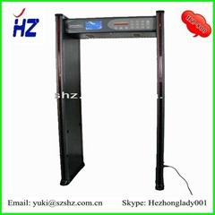 8 zones 5.7 inch LCD display Waterproof