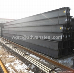 steel H beam best price