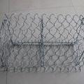Galvanized/PVC coated Gabion Box Gabion