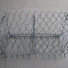 Galvanized/PVC coated Gabion Box|Gabion Box|