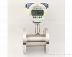 电池供电现场显示型液体涡轮流量计
