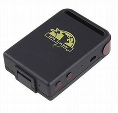 Mini Car Vehicle GPS/GSM/GPRS Tracker TK102 Mini Global Real Time 4 bands Tracki