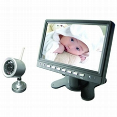 P2P Connection Solution For Baby Monitor